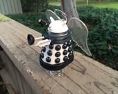 White Dalek Angel Christmas Tree Topper Doctor Who