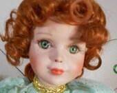 Shannon the Shamrock Fairy doll