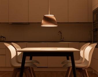 Cardboard lampshade, n1, type a
