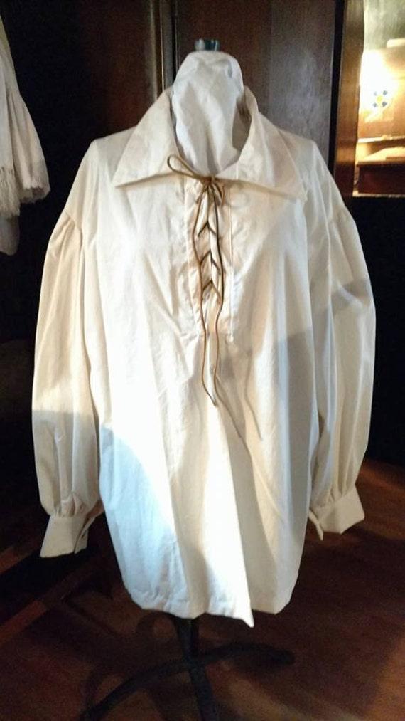 18 th Century Shirt
