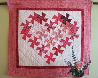 Have a Heart Wall Hanging/Table Topper
