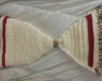 Baby Mermaid Blanket