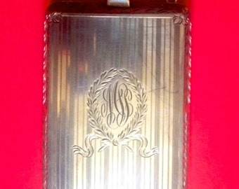 Vintage Sterling Compact