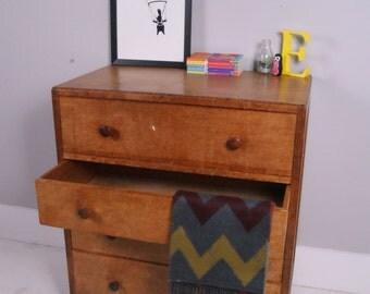 Children's Chest of Drawers with Pull out Desk - Children's Furniture