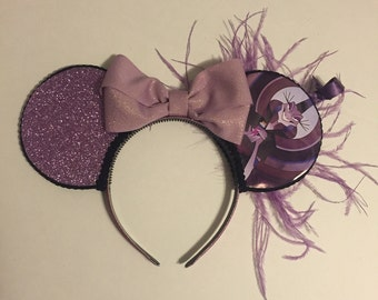 Yzma Inspired Mouse Ears