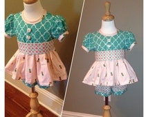 Custom Made Toddler Outfit, Pageant outfit, Casual Wear outfit