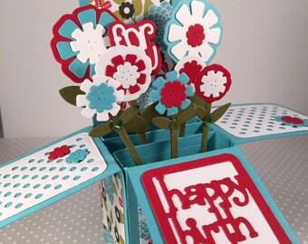 Happy Birthdy Pop up Card