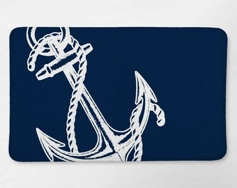 Nautical Bath Rugs Roselawnlutheran