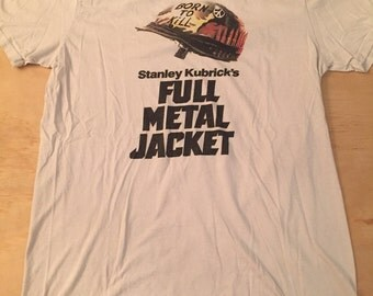 FULL METAL JACKET film shirt