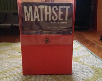 Vintage Mathset Measurement Study Aid