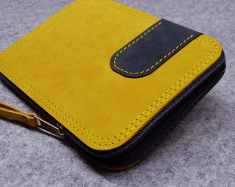 Kindle Voyage | Paperwhite CURRY Leather Case