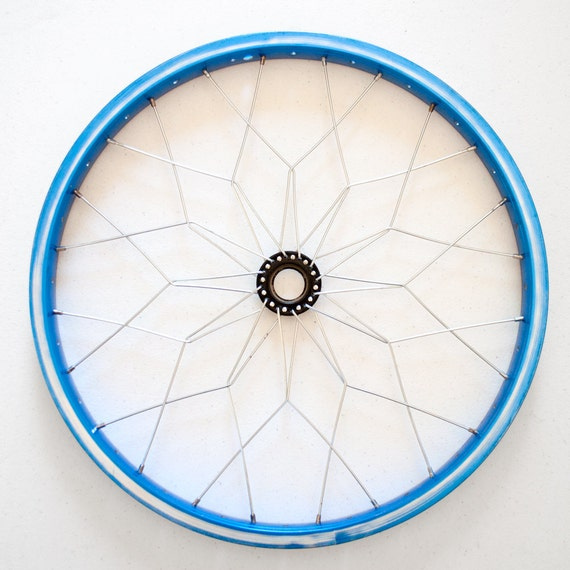 Bicycle home decor brisbane wall mandala recycled bike for Bicycle wheel wall art