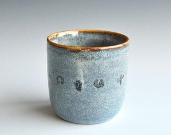 Coffeecup handthrown