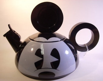 Mickey Mouse Shaped Tea Kettle Never Been Used