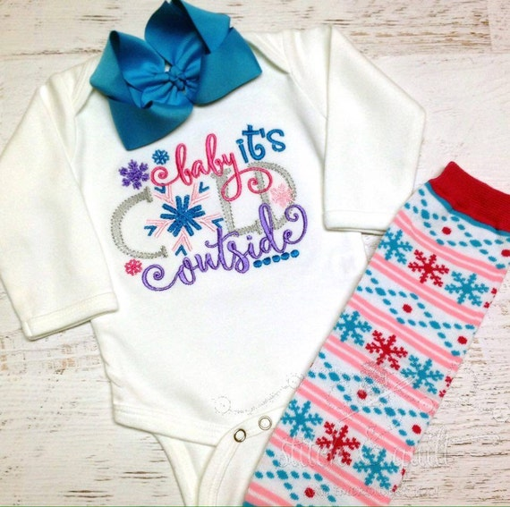 it 39 s cold baby winter outfit winter baby outfit winter baby shower
