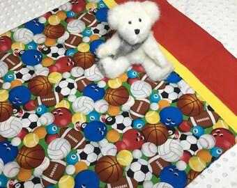 Children's pillowcases Sports, Football, Soccer, Basketball, Baseball, Tennis, Camo Standard size