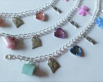 YOU PICK Gilmore Girls Inspired Charm Bracelet