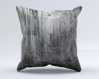 grunge_metal_by_night_fate_stock-d2xibk1 ink-Fuzed Decorative Throw Pillow