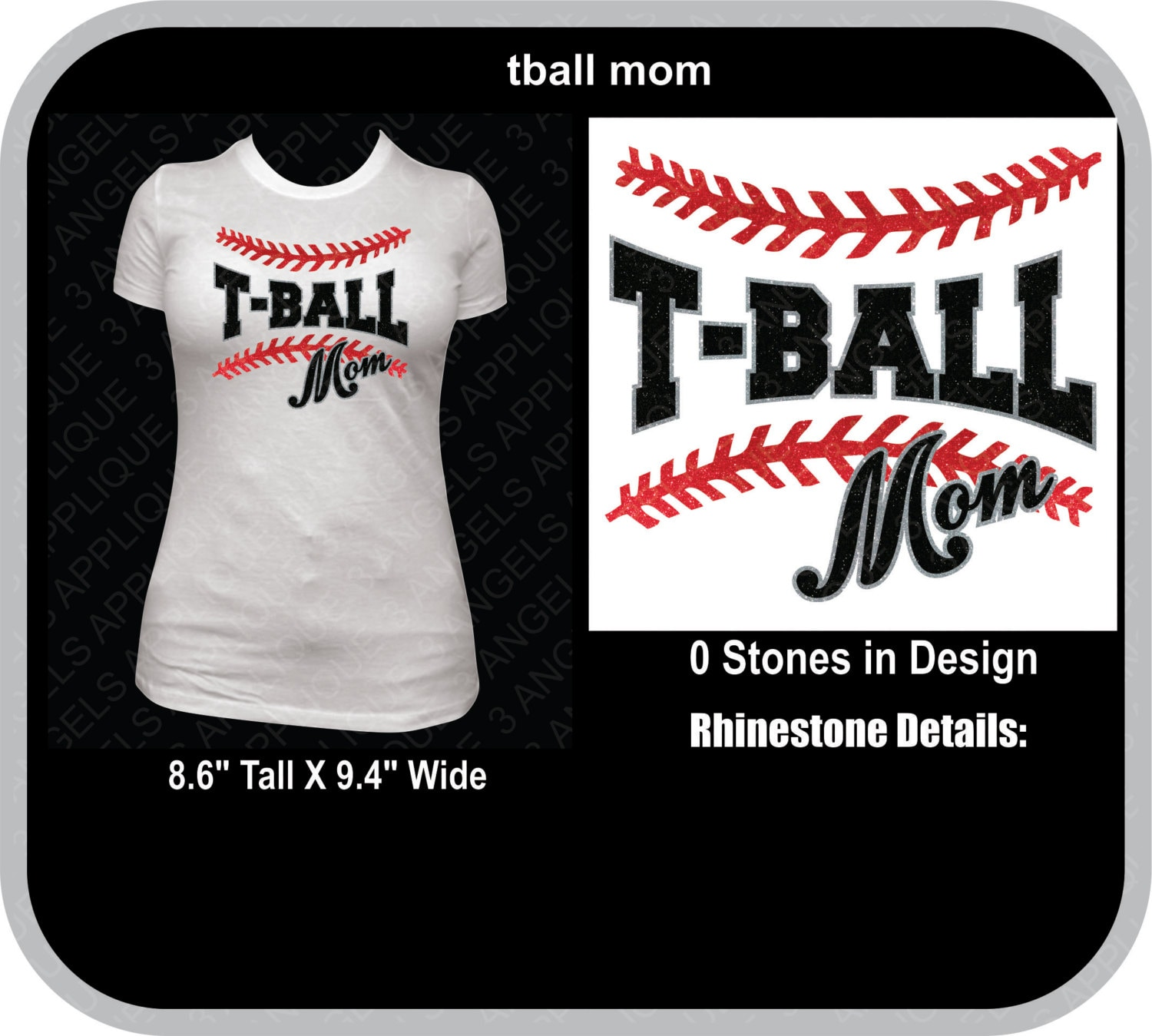 Shirt design with laces - T Ball Mom With Laces Svg Cutter Design Instant Download