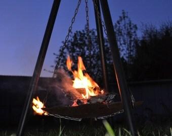 fire pit KONOPUS
