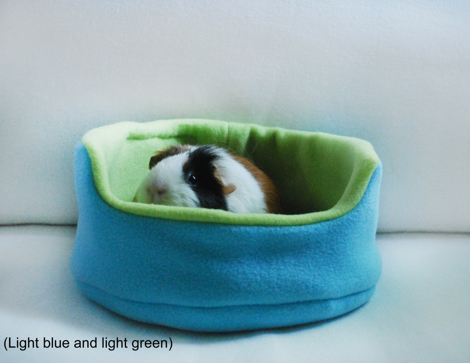 how to make a cuddle cup for guinea pigs