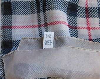 Vintage Made in Italy Plaid