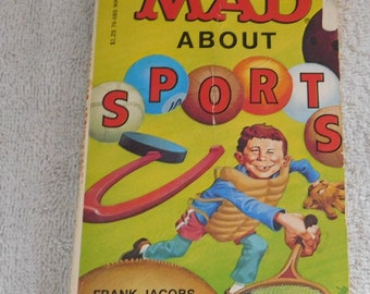 More MAD About Sports by Frank Jacobs