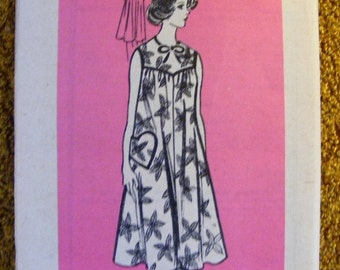 51% OFF Misses' Vintage Dress / House Dress Uncut Anne Adams Mail Order Sewing Pattern 9286 Size 20