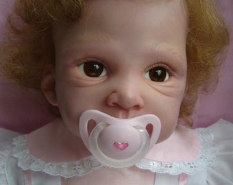 Reborn Doll Sabrina by Phil Donelly