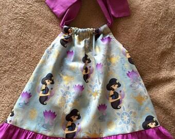 Princess Jasmine dress size 12 months