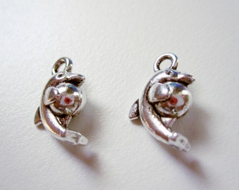 4 - Playful Dolphin Charms