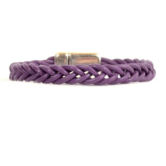 lupus awareness bracelet purple by thundermoonawareness on