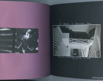 For Your Eyes Only Artist Book 1/1