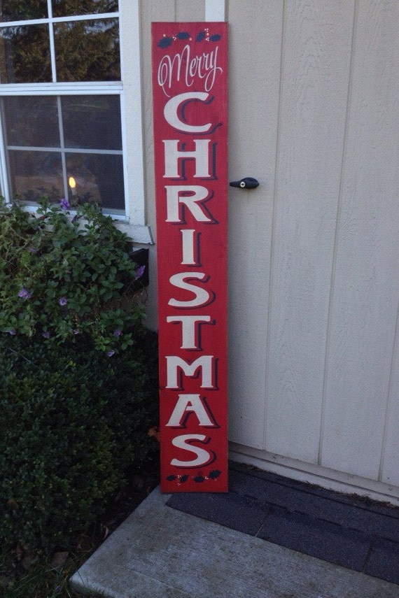 Christmas Porch Signs And Decorating Ideas