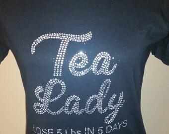 Sale- Tea Lady