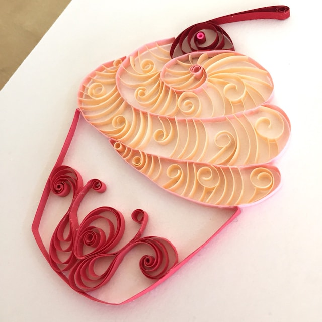 Handmade quilled paper home decor and gifts by for Quilling home decor