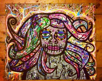 She's the Day of the Dead