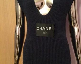 Chanel Dress Cashmere