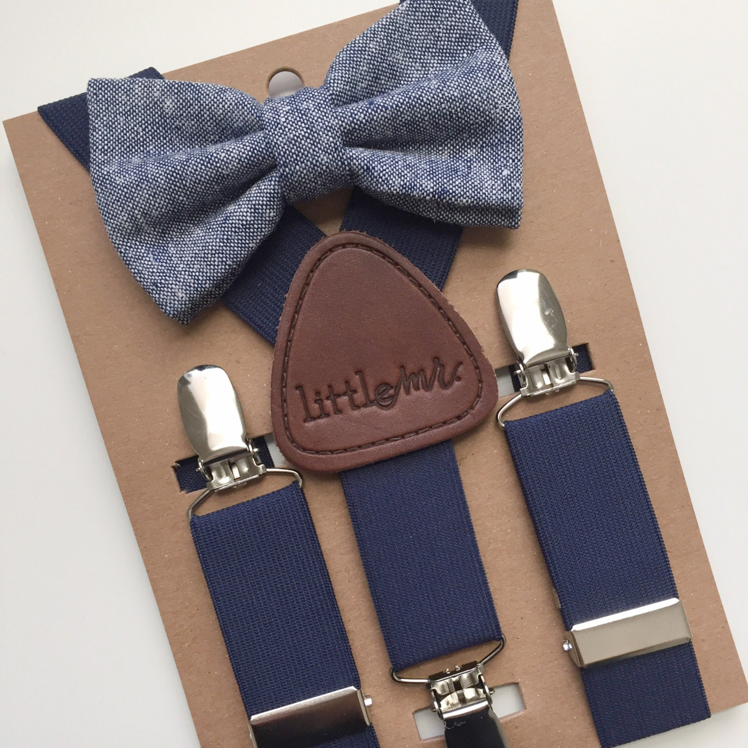 Baby Bow Tie And Suspenders Toddler Bow Tie And Suspenders