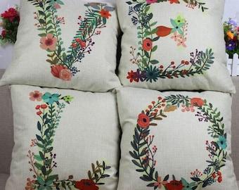 LOVE Pillowcase Set