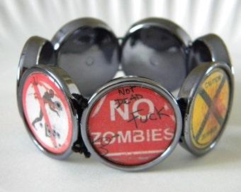 Zombie Cameo bracelet
