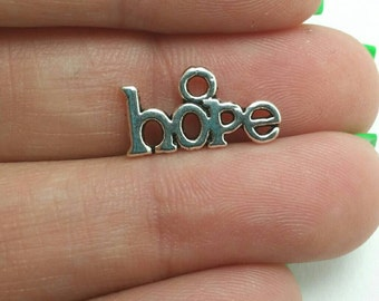 20 Hope Charms, Hope Word Charms (1-1340)