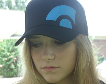 Pokemon go blue team inspired hat