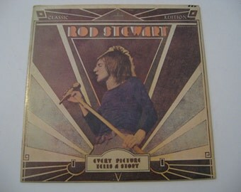 Rod Stewart - Every Picture Tells A Story - 1971 (Vinyl LP)