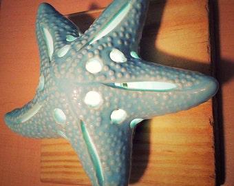 Starfish night light