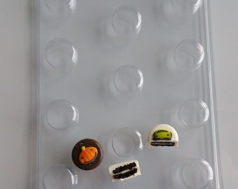 Mini Oreo Cookie Mold - SB024