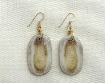 Antler Earrings