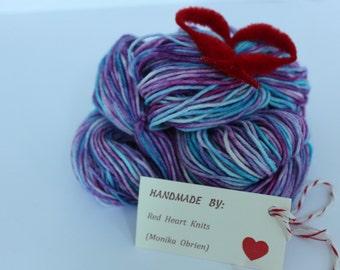 Dyed to order - Fairytale yarn - hand dyed yarn - 100% merino bliss DK