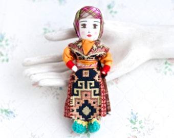 Handmade Costume Doll