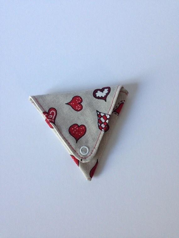 Origami Coin Purse/Earphone holder - photo#22